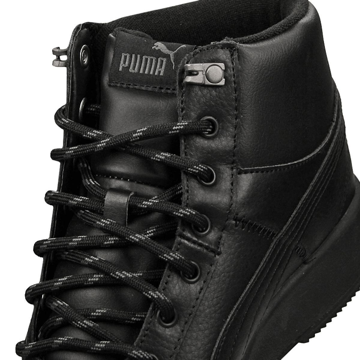 Buty Puma Tarrenz Sb Puretex M 370552 01 Czarne Black Shoes Shoes Sport Shoes Men