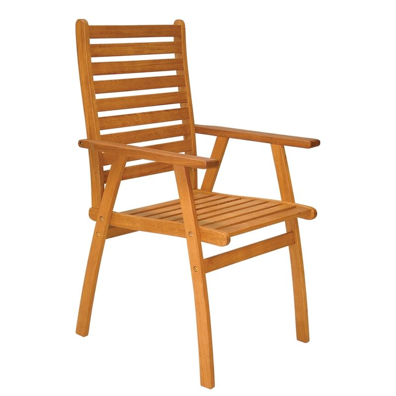 Need 8 Find Mimosa Caver High Back Timber Chair at Bunnings ...