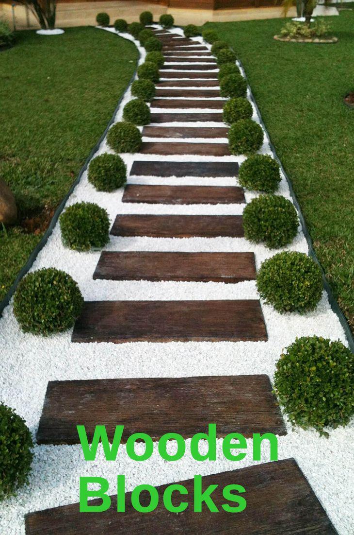 11 Amazing Rock Pathway Ideas To Know In Your Garden Minimalist