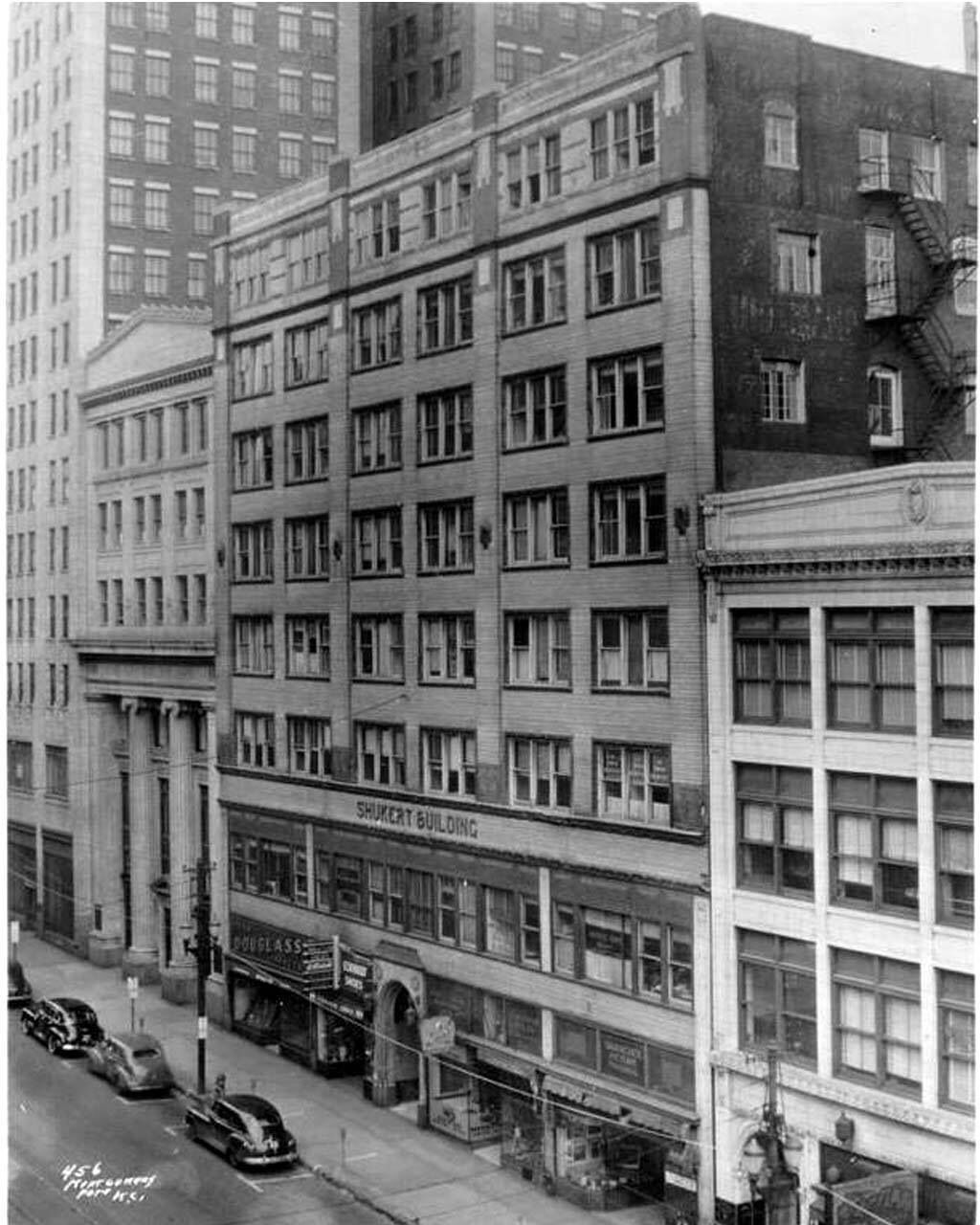 Shukert Building 1115 Grand 1950 S Kansas City Downtown Kansas City Missouri Kansas City