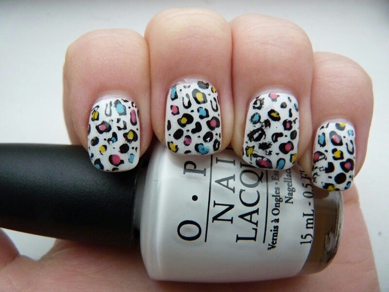 Opi colors nail art | nails | Pinterest | Opi colors, Color nails ...