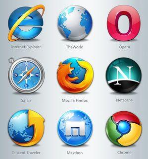 Macam Macam Web Browser Yang Ada Pada Dewasa Ini Mengenali Fungsi Browser Teknologi Belajar Aplikasi