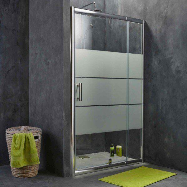 dimensions standards salle de bains pinterest paroi douche italienne verre opaque et. Black Bedroom Furniture Sets. Home Design Ideas