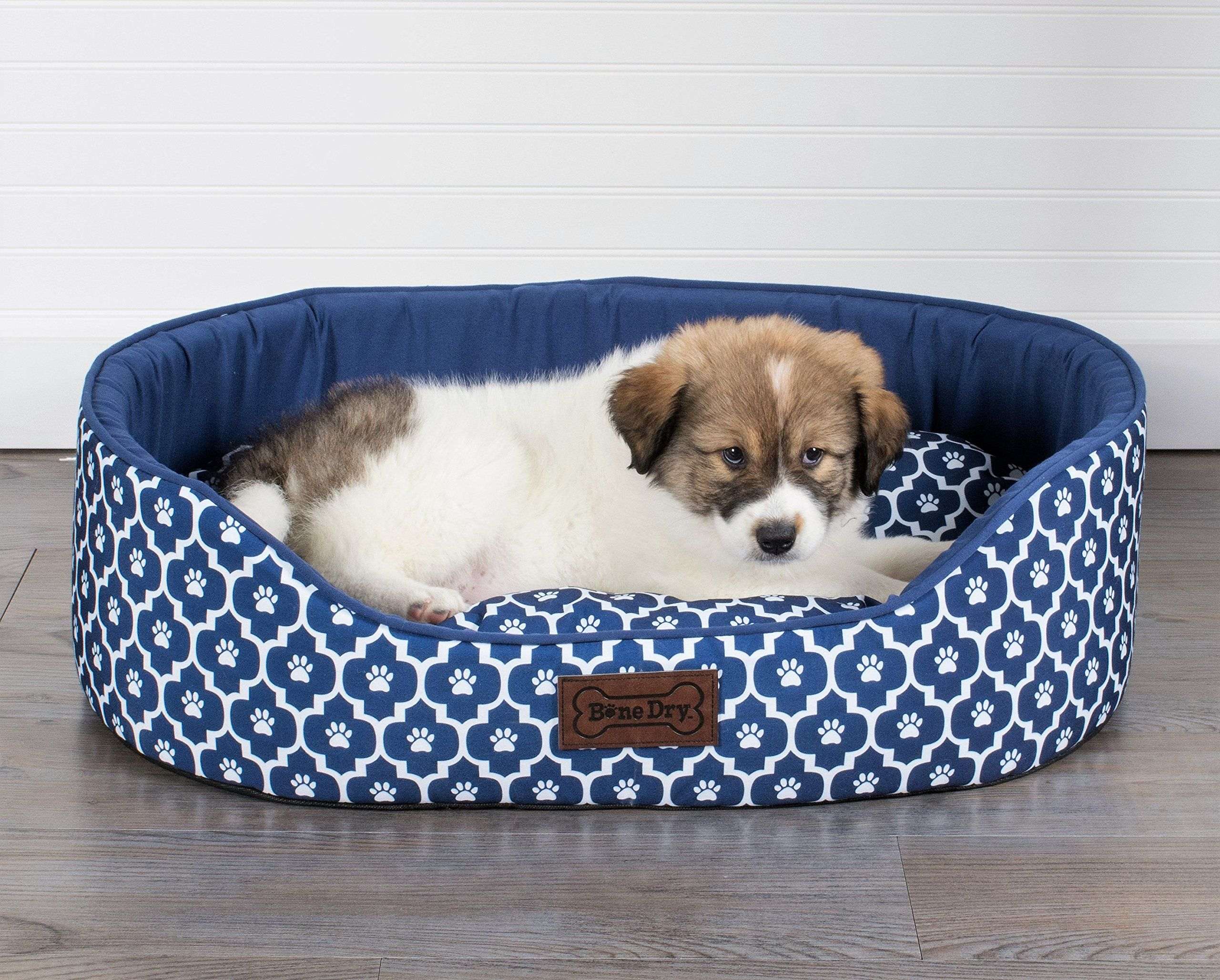 Dii Bone Dry Lattice Pet Bed 27x36x10 Modern And Fashionable Large Oval Bed For Dogs Or Catsnavy For More Information Visit Image Cat Bed Dog Mat Pet Bed