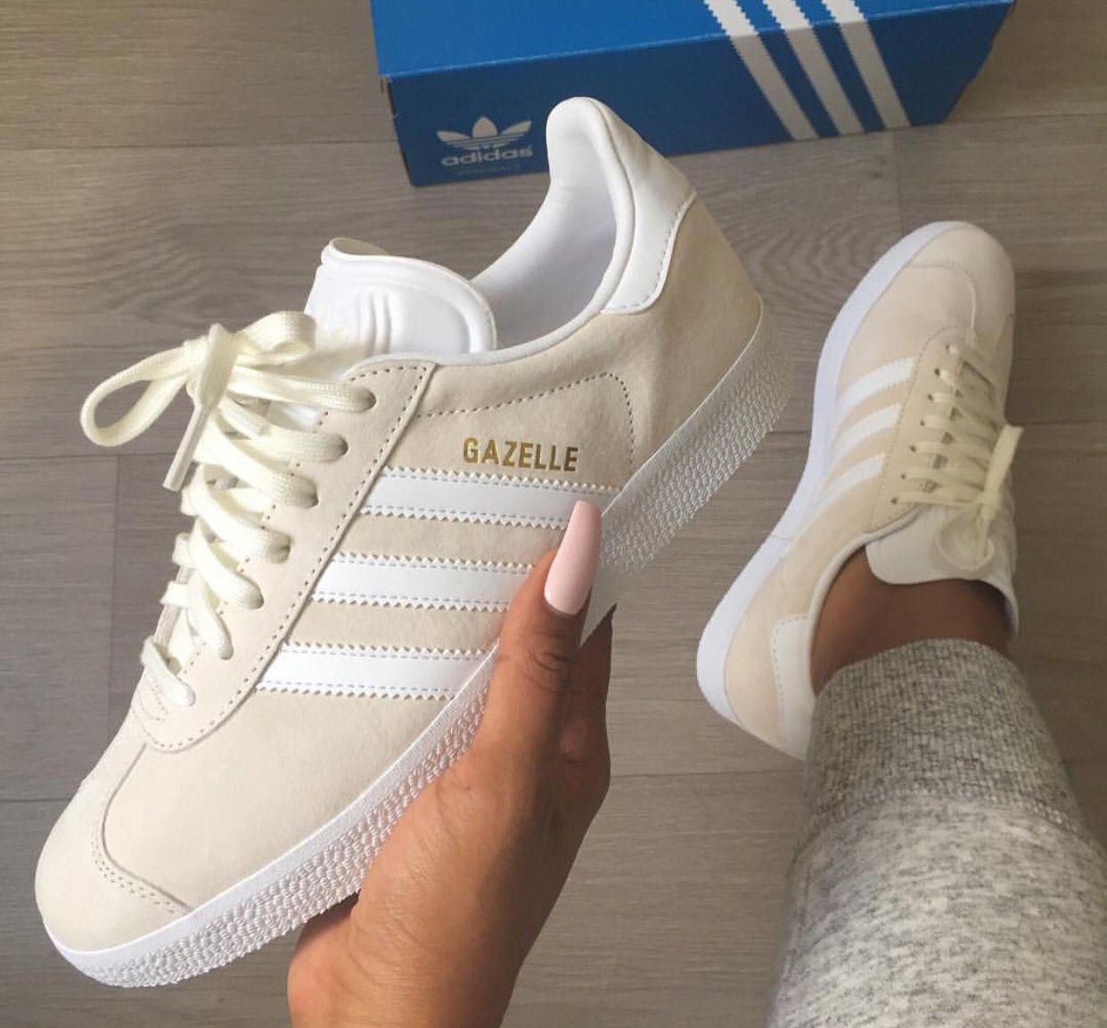 adidas gazelle og beige