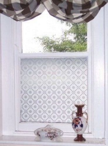 Details About Etched Glass Effect Frost Window Film Victorian Styles Frosted Window Film Frosted Windows Window Film