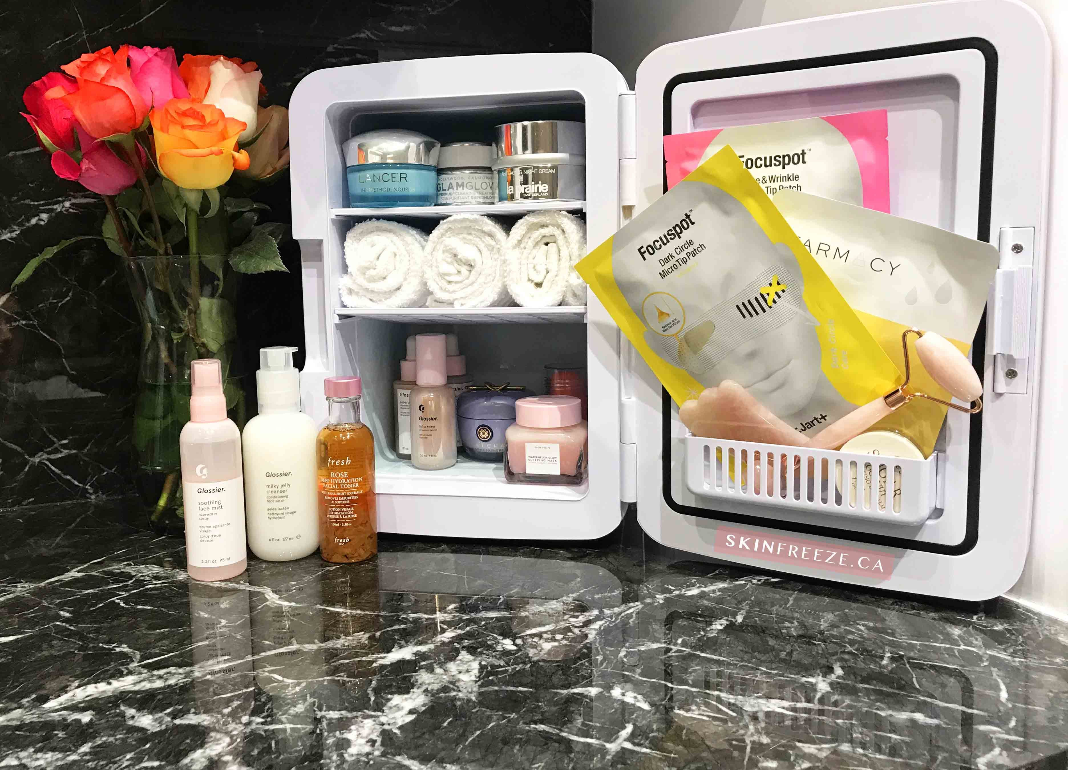 Skincare Fridge for beauty enthusiasts! in 2020 Skin