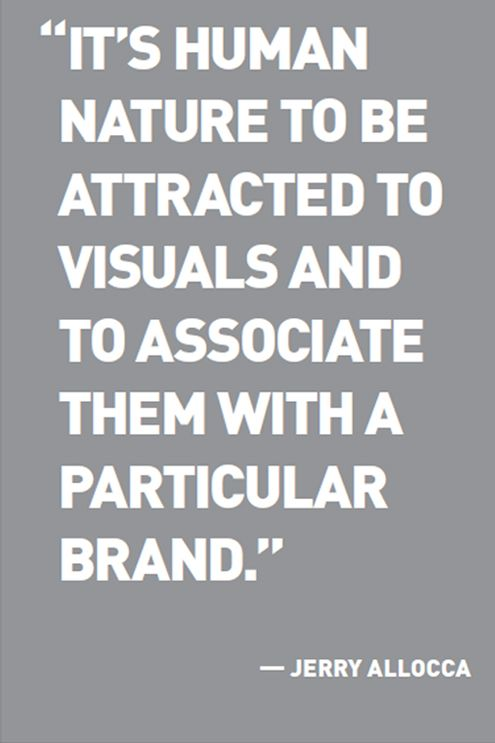 It S Human Nature To Be Attracted To Visuals And To Associate Them