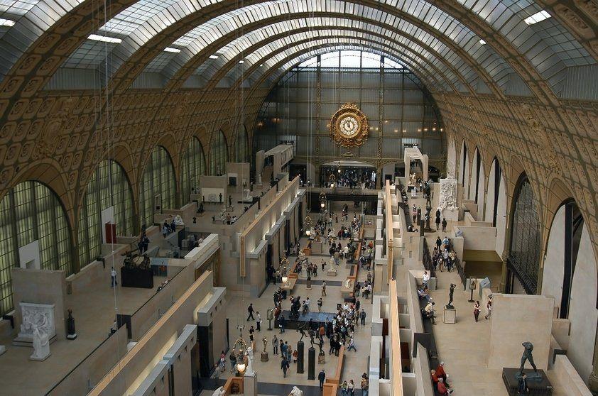 Museu d'Orsay, Paris, França