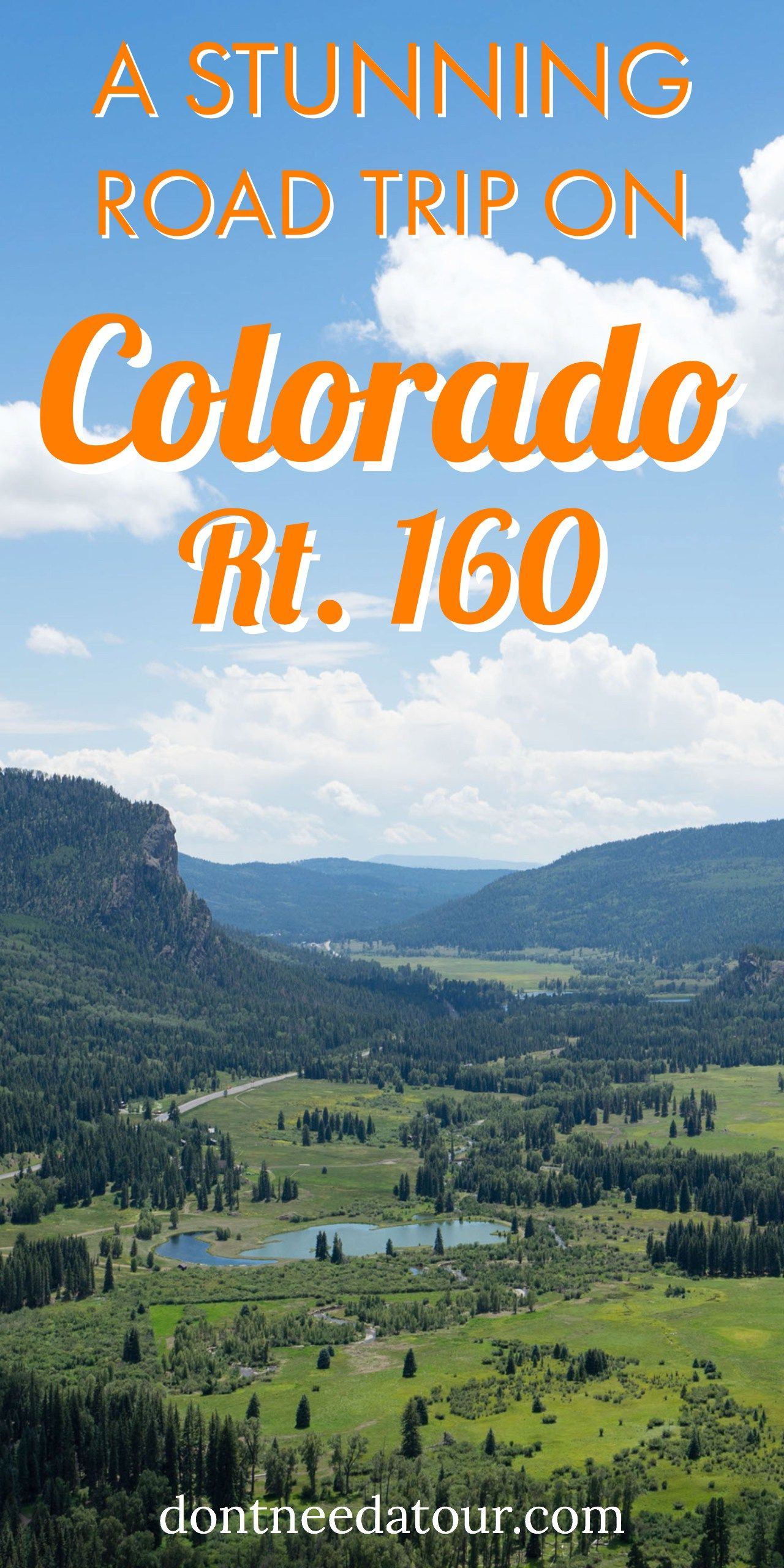 Stunning Road Trip on Colorado Route 160 (With images