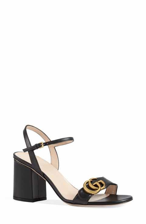 b5776efc32c404 Gucci GG Marmont Sandal (Women)
