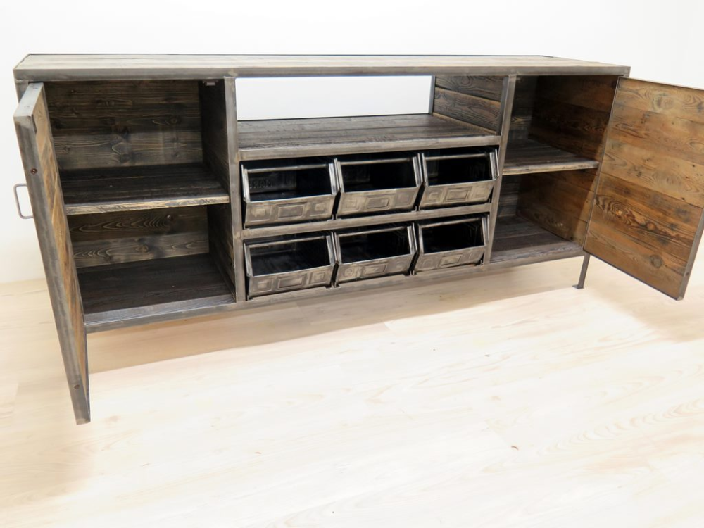 Industrial Werbank   Antik Zone.at   Vintage möbel, Industriedesign, Möbelstück
