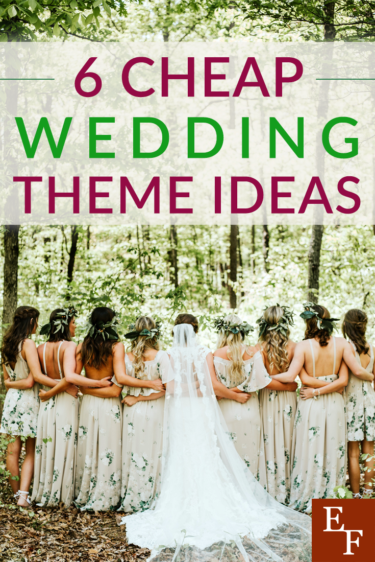 These Unique And Cheap Wedding Theme Ideas Can Help You Have A Fun And Beautiful Wedding Wedding Themes Unique Popular Wedding Themes Cheap Wedding Decorations