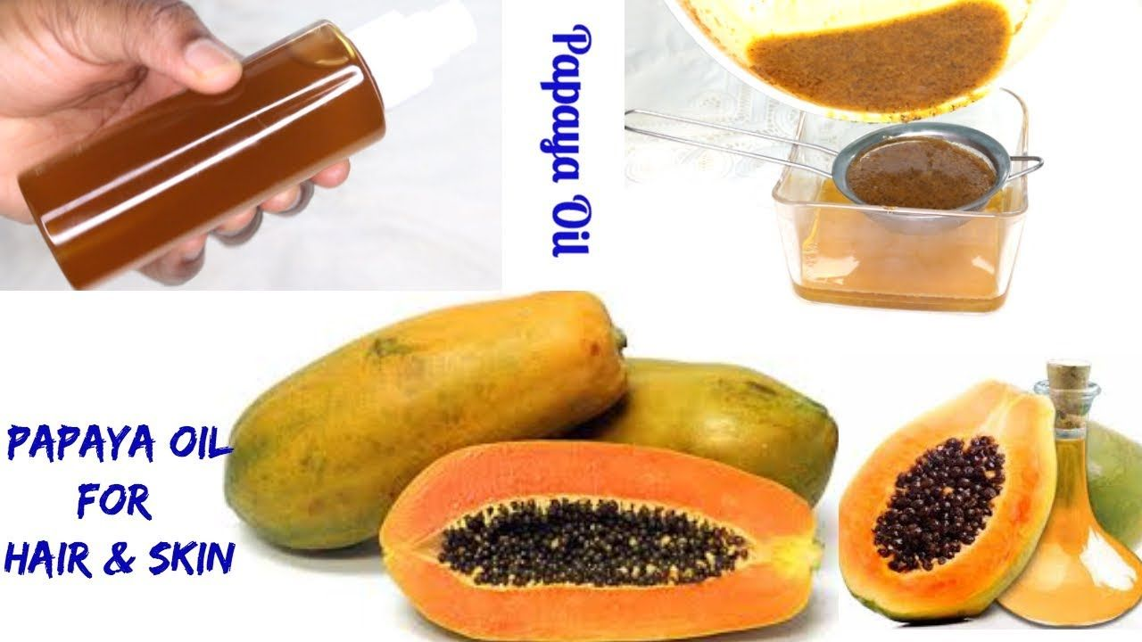 Papaya facial homemade
