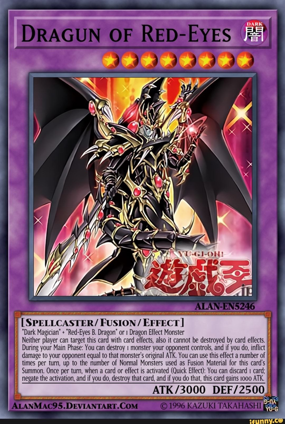 Spellcaster Fusion Effect Dark Magician Red Eyes B Dragon Or I Dragon Effect Monster Neither Player Can Target This Card With Card Effects Also It Red Eyes Black Dragon