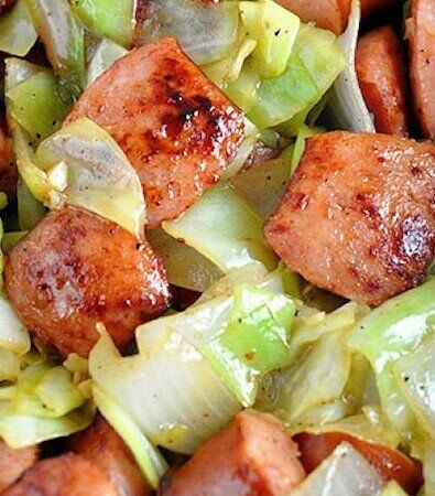 Photo of Slow Cooker Cabbage, Sausage and Potatoes #slowcookerrecipes Slow Cooker Cabbage…