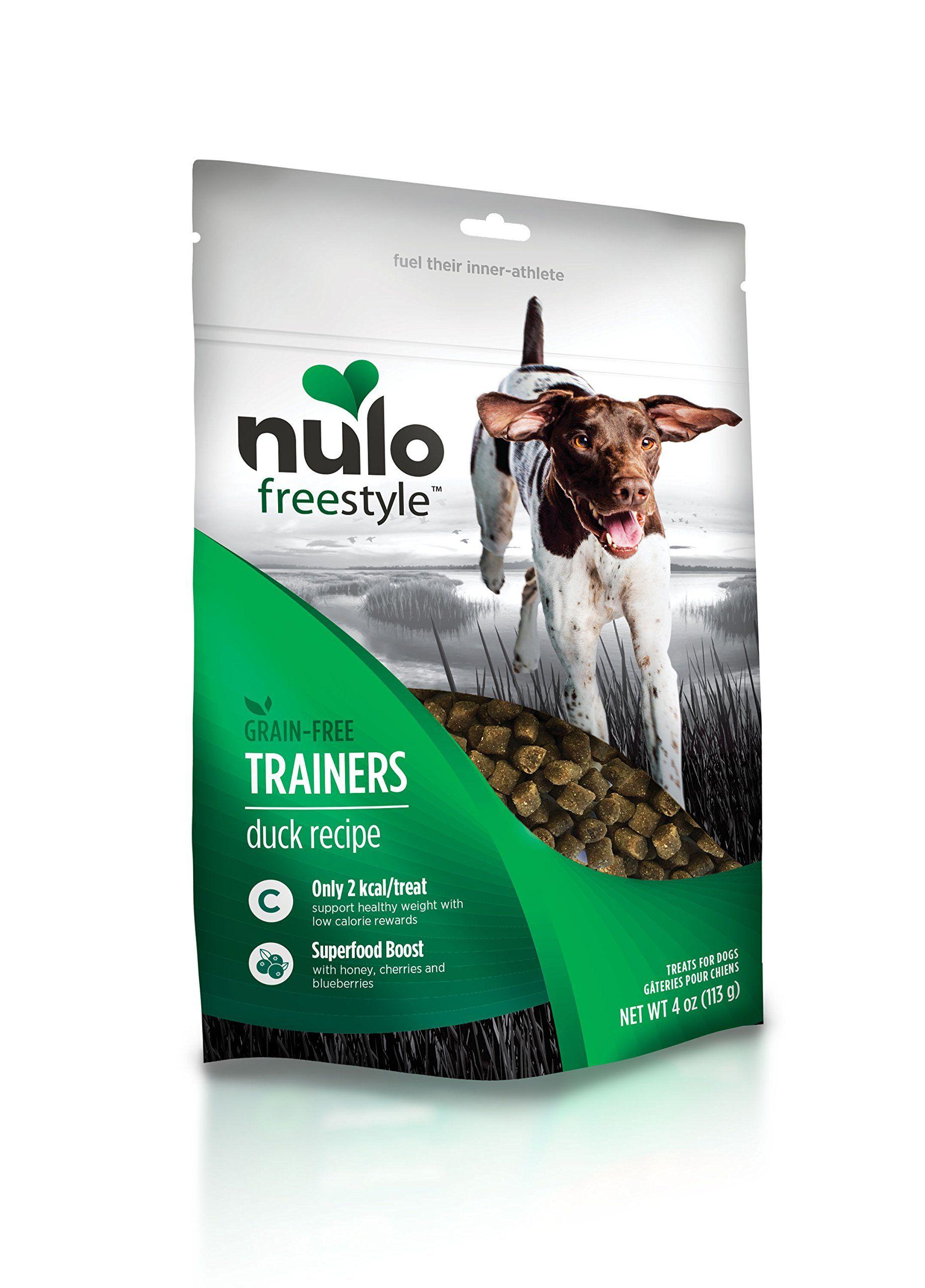 Nulo Freestyle Trainers Dog Treats Grain Free Dog Training Treats