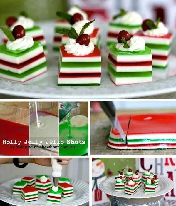 Xmas Desserts (With Images)