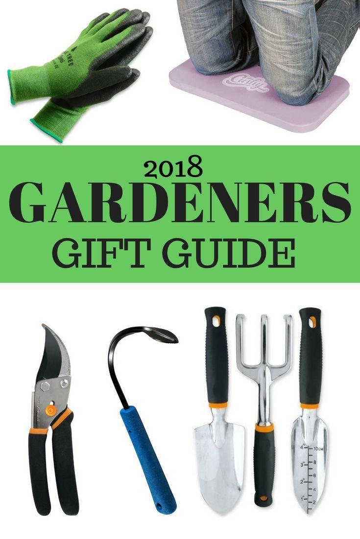2018 Gardeners Gift Guide | Garden, Homesteads and Gift