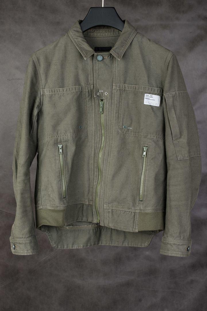 UNDERCOVER* Tartan Jacket