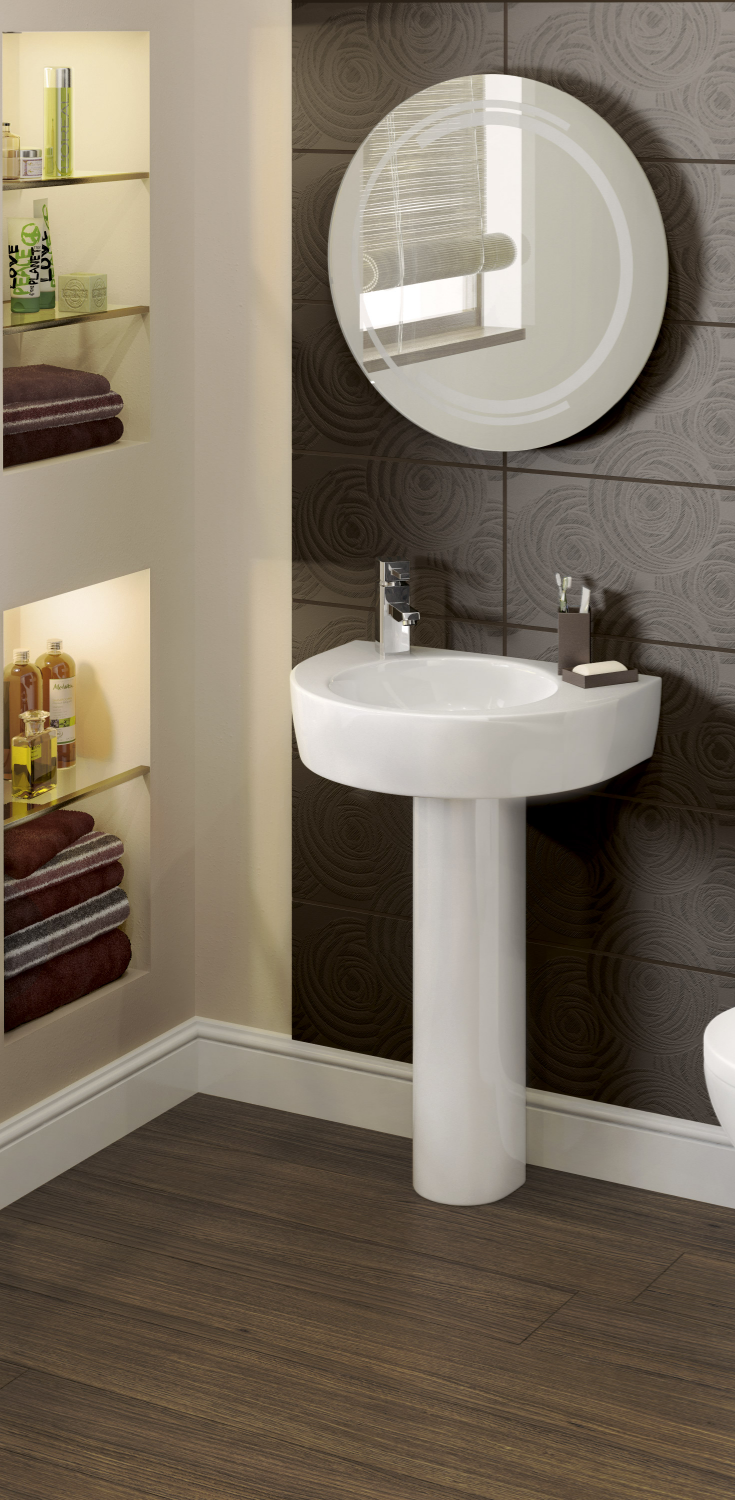 Bathroom Remodeling On A Budget With A Touch Of Class With Images