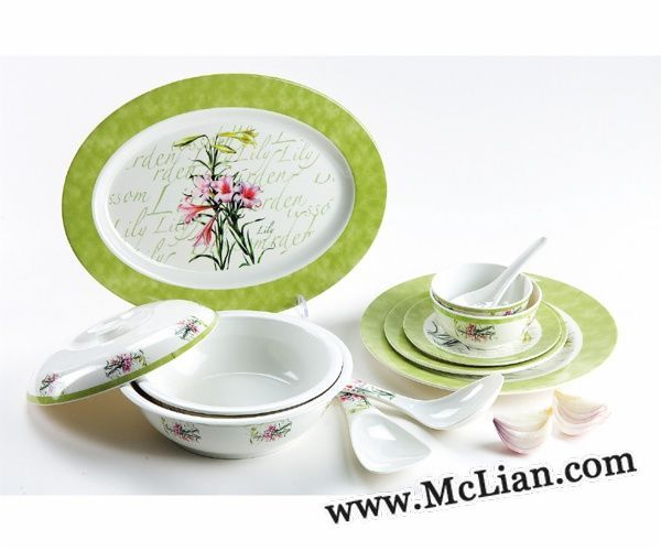 Quanzhou Meneed Commodity Co.Ltd provides melamine houseware set melamine houseware sets with high quality at reasonable price.  sc 1 st  Pinterest & Dinnerware Sets Product | Printed Melamine Dinnerware Set ...