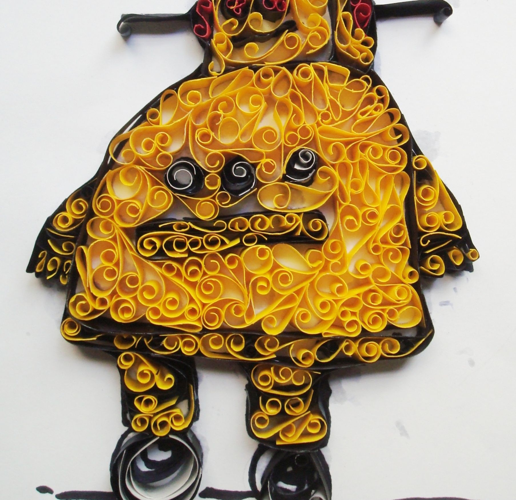 Robot Quilling