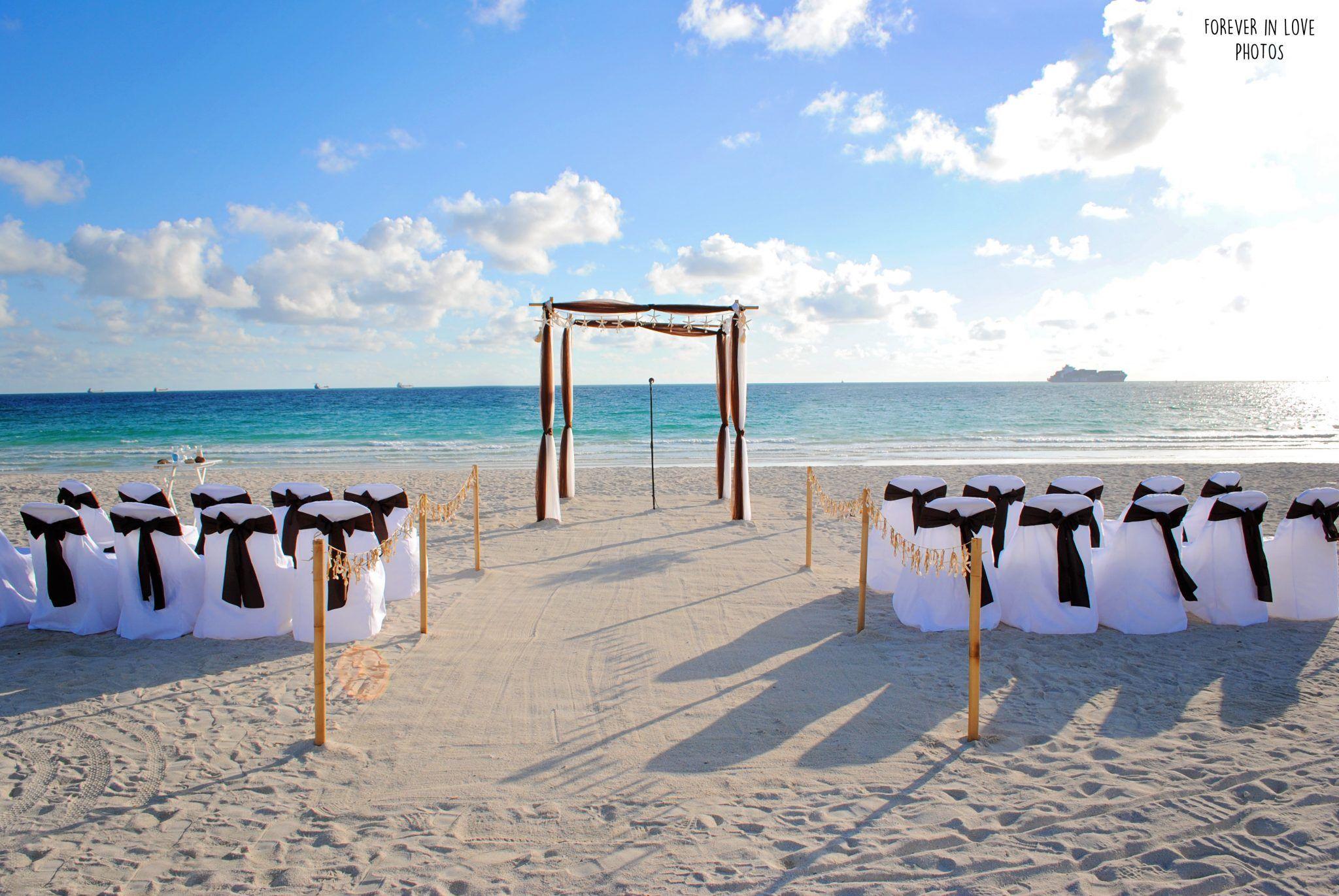 Florida Beach Weddings AllInclusive Destination Wedding