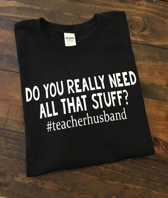 Teacher T-Shirt Gift Idea Unique Design Job T-Shirt Funny Tutor T-Shirt Maths