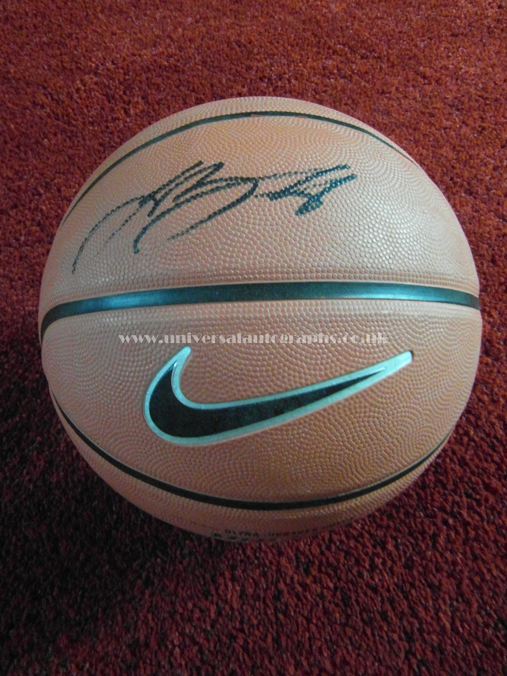 Lebron James signed basketball available on the website http://www.universalautographs.co.uk/lebron-james-basketball-208-p.asp