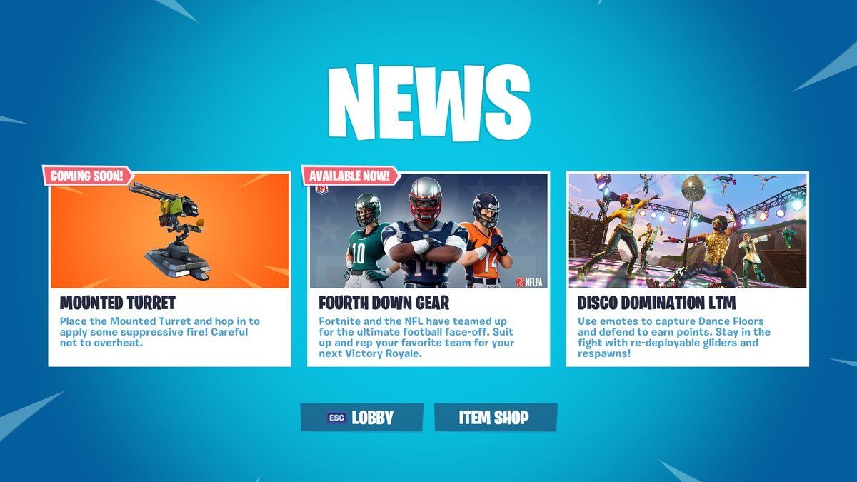 Will Epic Release Fortnite Patch Notes Will There Be A Fortnite Update Today Epic Games Usually Release Fortnite Updates On Tuesday Fortnite Epic Epic Games