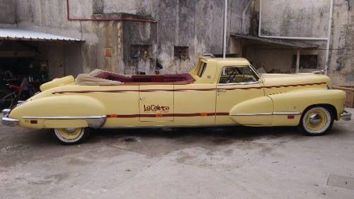 Cadillac 48, Limusina Con Capota. - Año 1948 - - en MercadoLibre