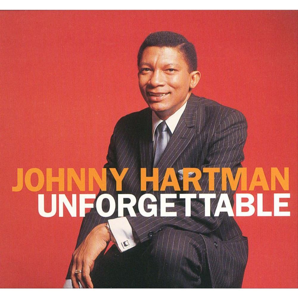 Johnny Hartman - Unforgettable (CD)