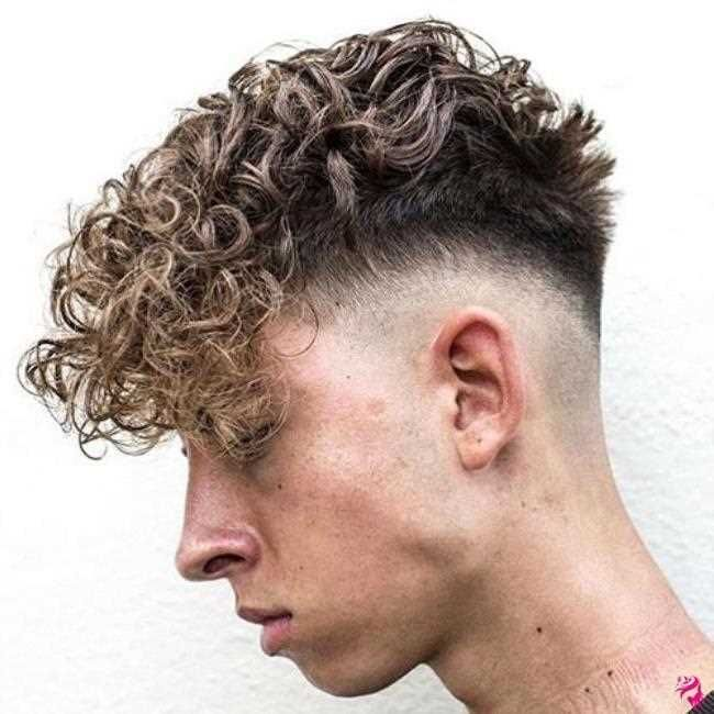 lockige haar verblassen 2019 (mit bildern) | frisuren