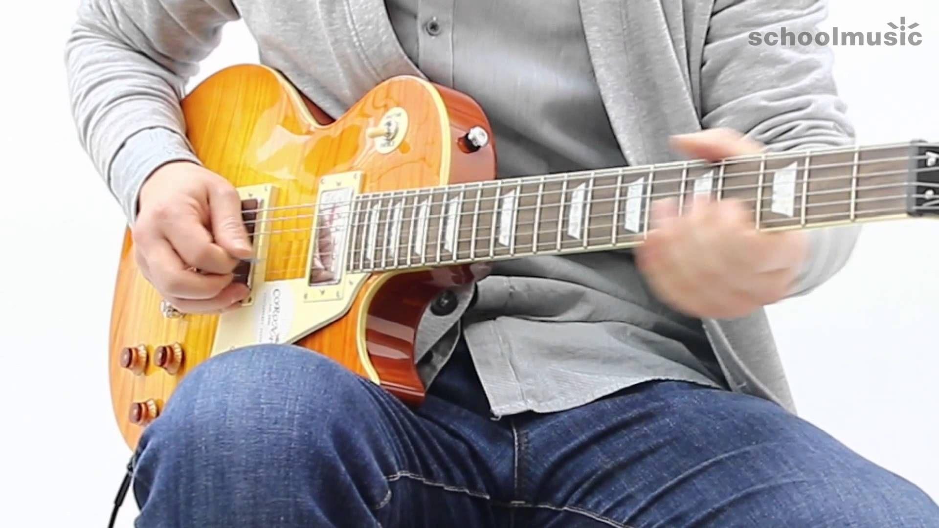 Clp Mobili ~ Corona clp standard les paul guitar guitar sound sample