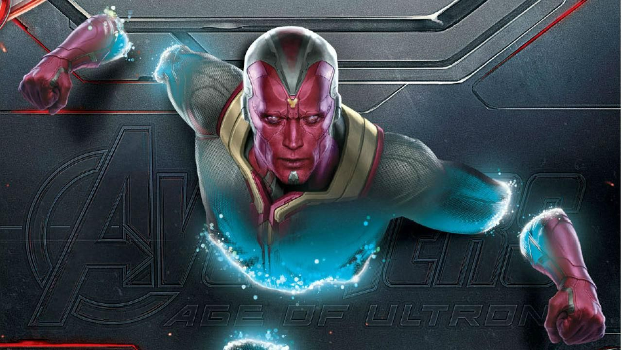 The Vision phasing through walls (With images) | Marvel vision