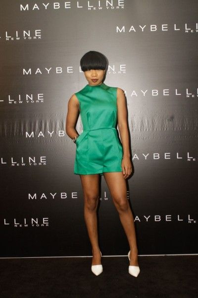"Trend Alert: Jumpsuit galore at Maybelline's ""Find Your Shade"" Event!"