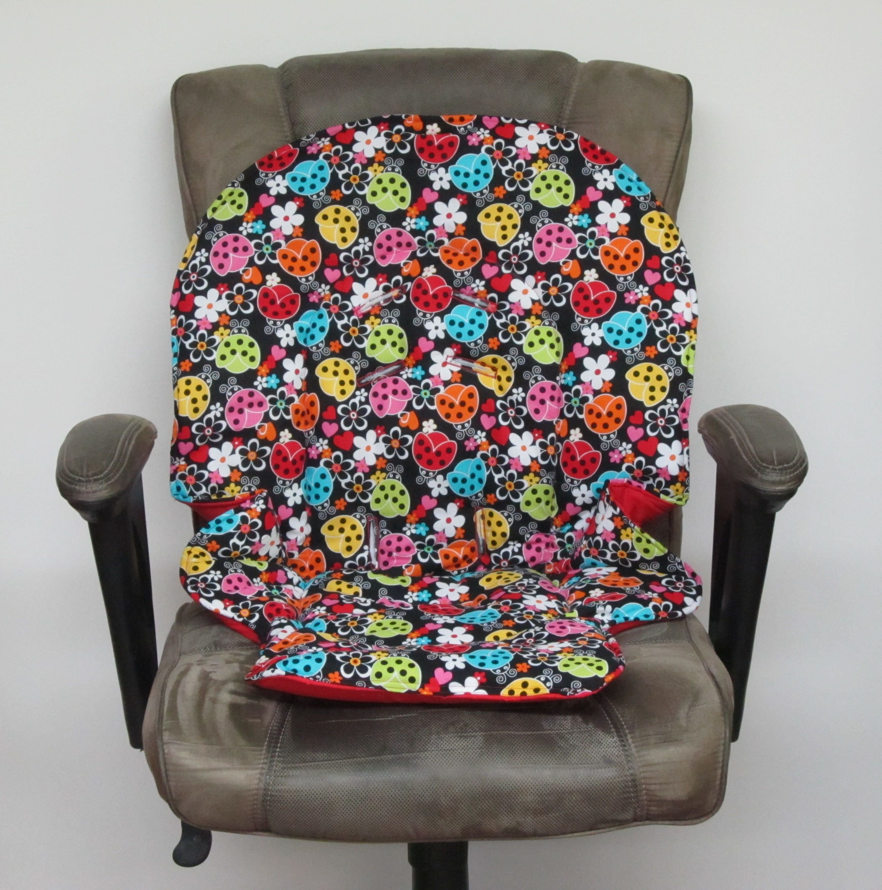 graco duodiner high chair cover replacement ergonomic sydney or blossom highchair pad baby accessory