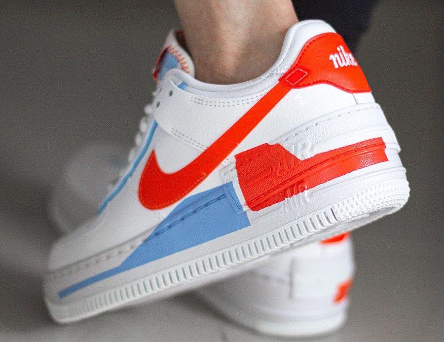 Que vaut la Nike Air Force 1 AF1 Shadow Se Summit White