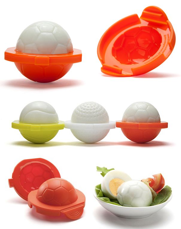 Designer eggs? I love this little device!