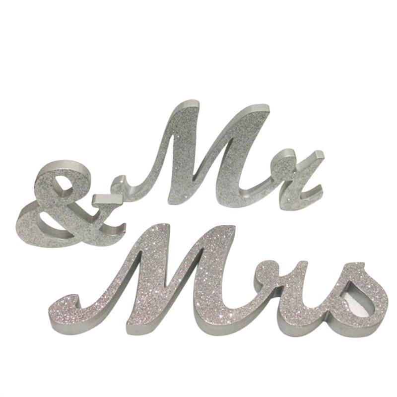 Mr mrs wooden letters wedding decoration wedding present mr mrs wooden letters wedding decoration wedding present junglespirit Gallery