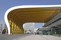 Armazón de madera laminada - Austria Centre Vienna