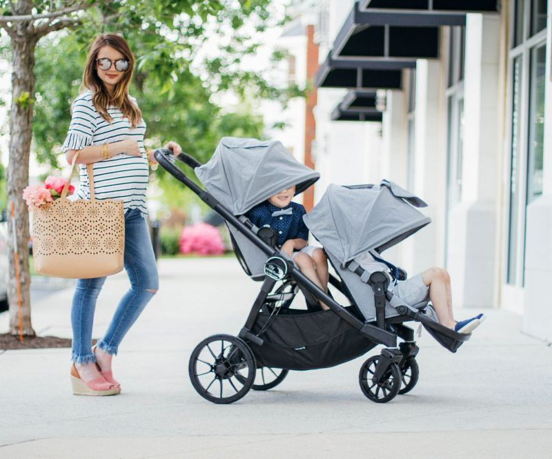 Baby Jogger City Select Lux Stroller Double Stroller Review The