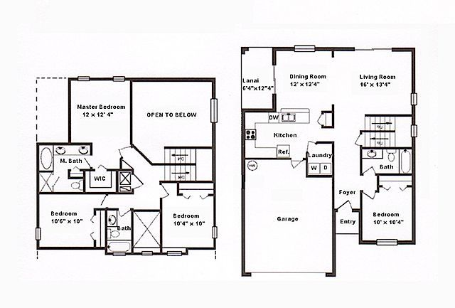 Layout Of A House Home Design Inspiration House