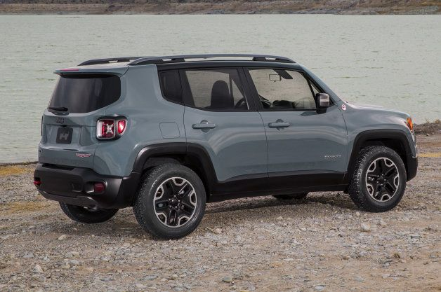 Jeep Renegade S Development A Template For New Fiat Chrysler Auto
