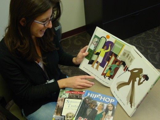 York County Libraries celebrate Black History Month