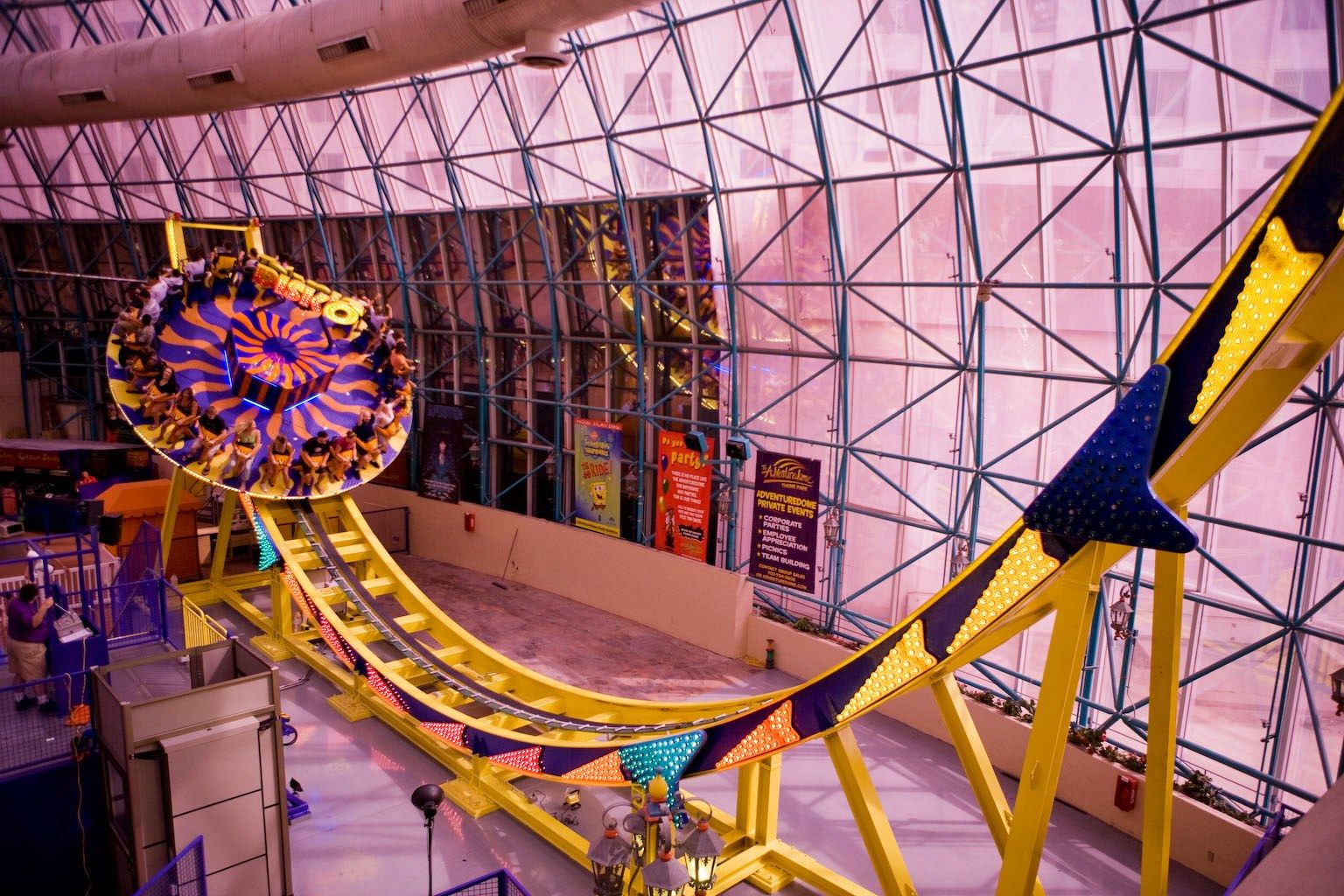 Disko Is One Of The Most Popular Rides At The
