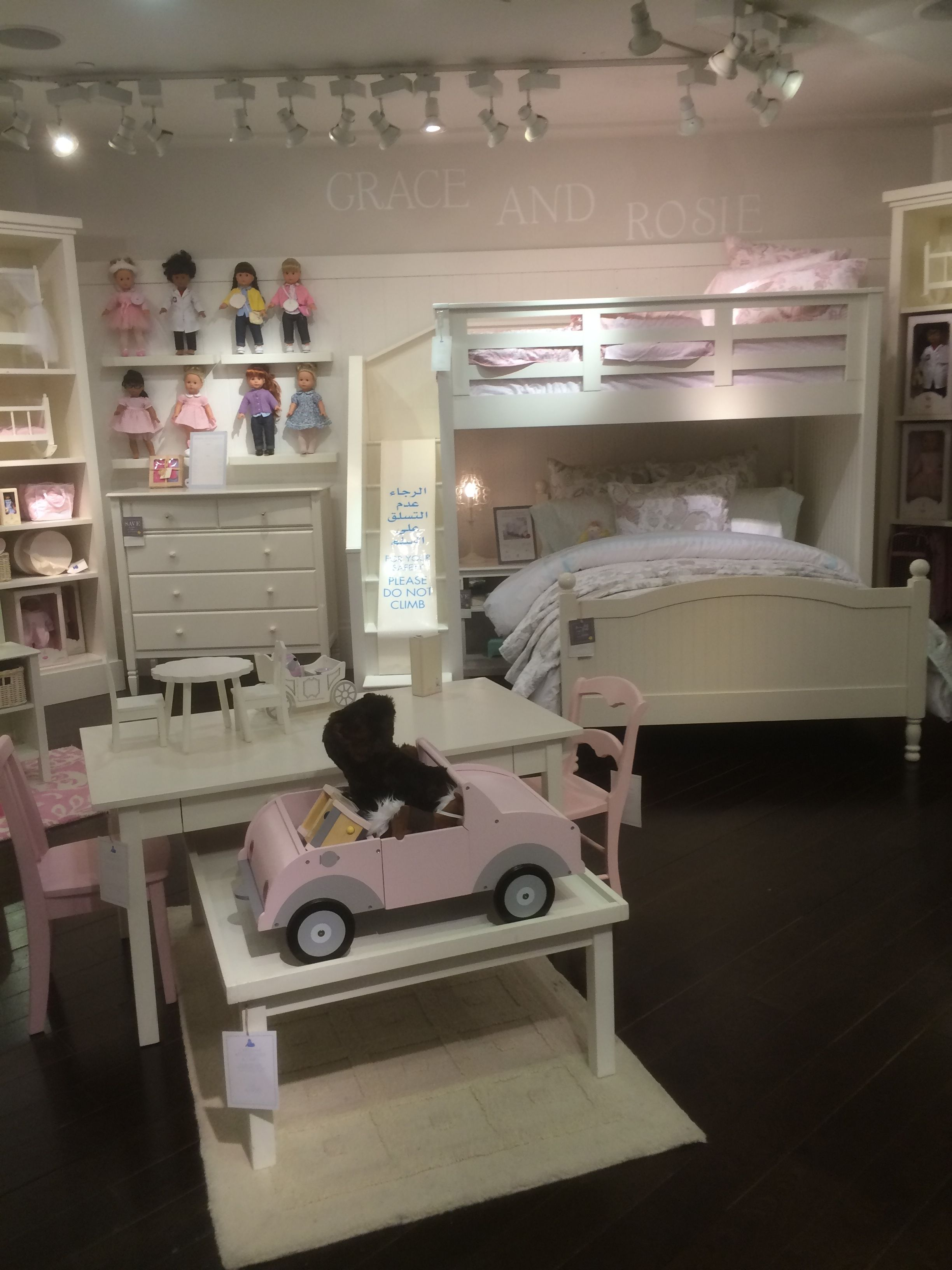Pottery barn kids camp bed - Pottery Barn Kids Uae Dubai Mall Dubai Homewares Kids Lifestyle