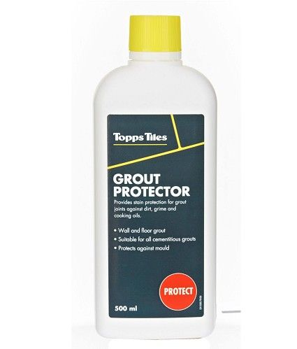 Topps Tiles Grout Protector