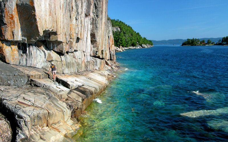 Lake Superior Provincial Park, Ontario: Photos & Trip Report   Lake  superior, Ontario parks, Best campgrounds